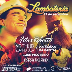 Lambateria#14 Sambarimbó