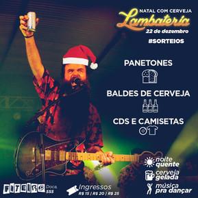 Lambateria#28 - Natal com Cerveja