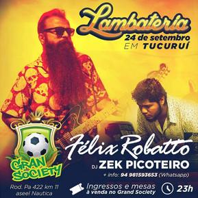 Lambateria#Tucuruí
