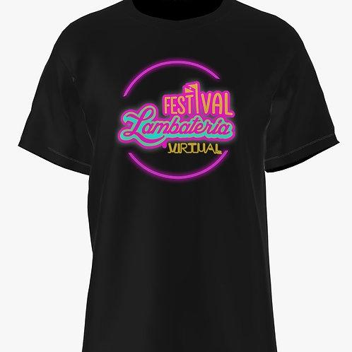 Camisa Festival Lambateria 2020