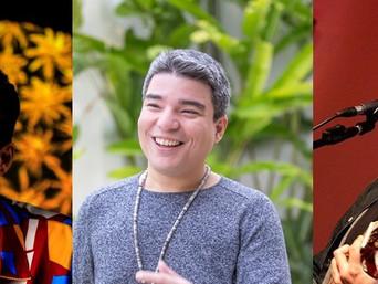 Live as Mãos com Música recebe Edu Krieger, João Cavalcanti e Arthur Espíndola