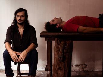 Duo instrumental Marapuama lança primeiro álbum