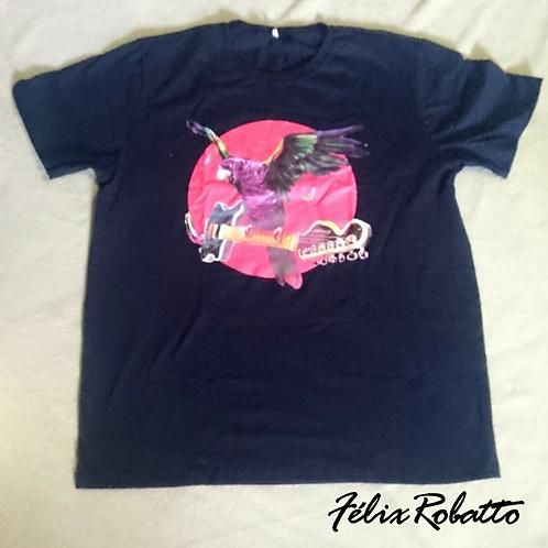 Camiseta Belemgue Banger Preta