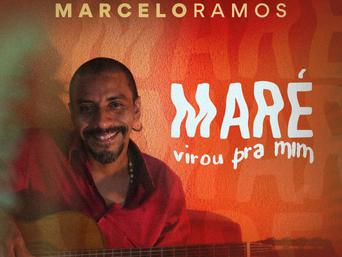 Ouça o primeiro álbum autoral do multiinstrumentista Marcelo Ramos: Maré Virou Pra Mim