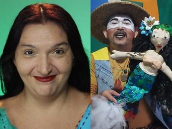 Ester Sá e Cia Girândola representam o Pará em festival de contação de histórias