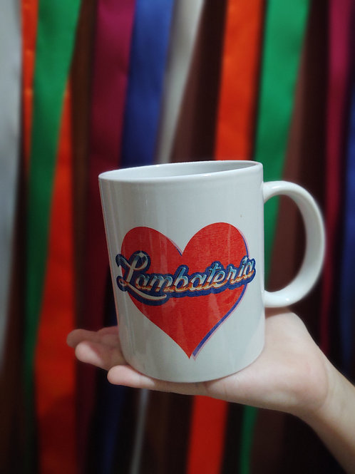 Caneca Lambateria