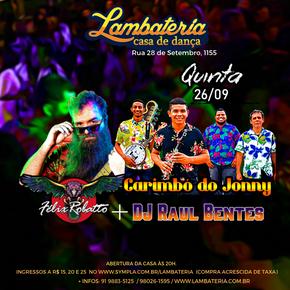 Lambateria completa 150 edições com Carimbó e muita Lambada