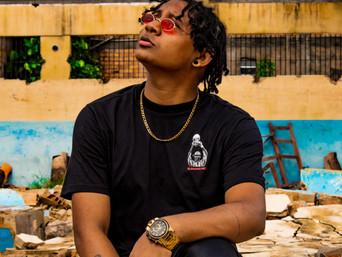 Rapper Sumano lança o álbum Filho do Vento nesta sexta, 23.