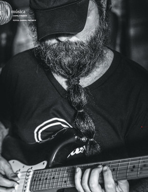 Clube da Guitarrada é destaque no jornal O Liberal