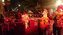 Félix e Pinduca na Virada Cultural 2016