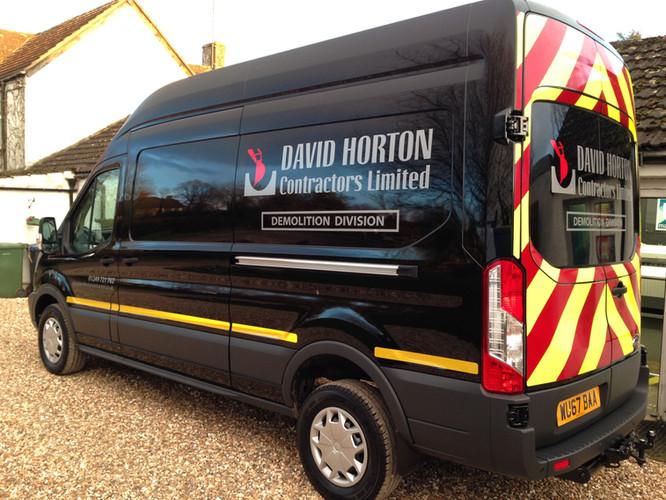DAVID HORTON CONTRACTORS