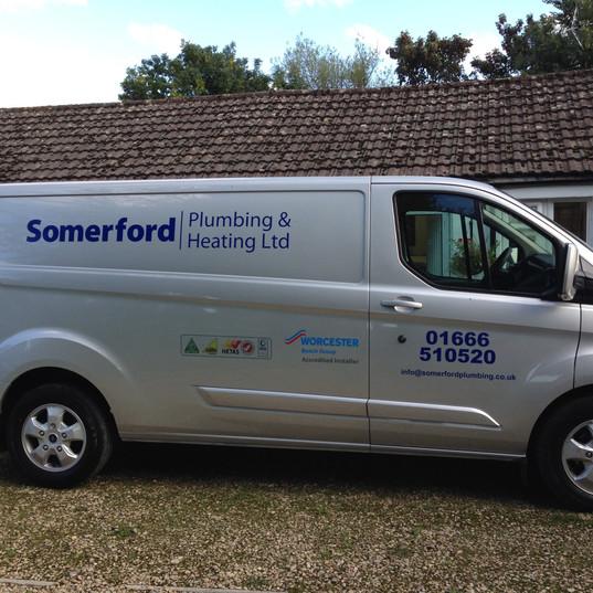 Somerford Plumbing