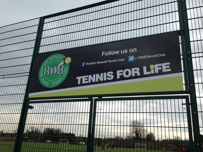 ROYAL WOOTTON BASSETT TENNIS CLUB