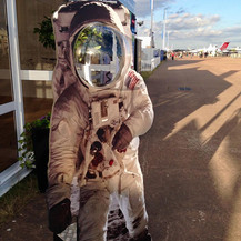 Astronaught cut out