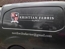 KRISTIAN FERRIS FARRIER