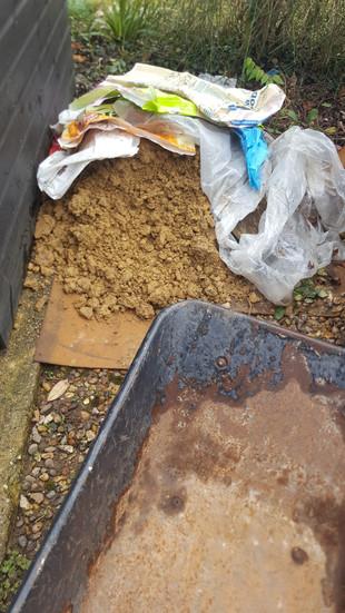processing clay again!