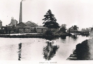 Possible location of Pinxton Pottery