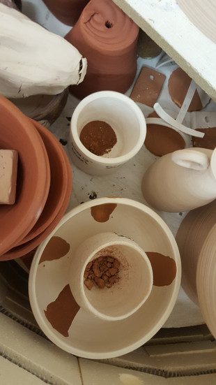 Earthenware Firings are out!