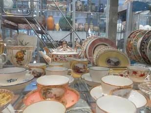 Pinxton Porcelain at the V&A