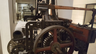 Museum of Scotland- Industry, Geology and Archeology.