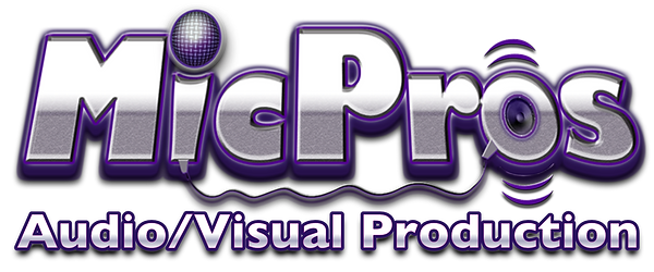micpros audio visual philadelphia philly production company videographer av pa nj de video