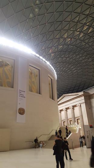 British museum, sarcophagi ,urns, rites and alchemy