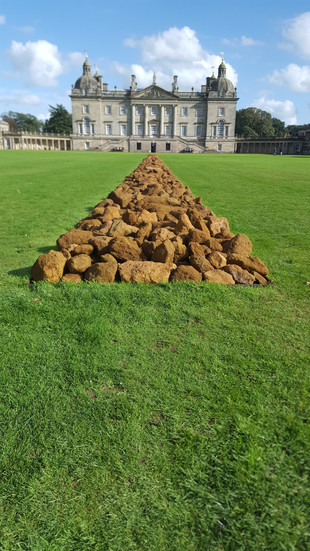 Visit to Houghton Hall
