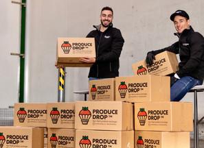 Your Personal Fresh Produce Concierge - Produce Drop