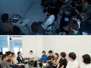 永山祐子「建築というきっかけ」を開催しました