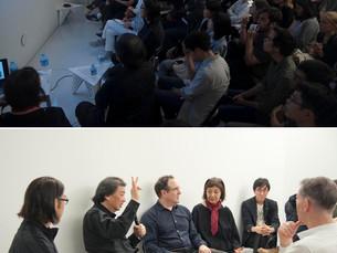 ライザー+ウメモト『プロジェクトとその結末』出版記念講演を開催しました。