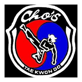 Cho's Tae Kwon Do transparent.png