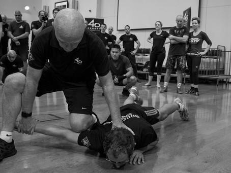 4D Combat - JKD Tribe Seminar with Bob Breen - 19 & 20 October 2019