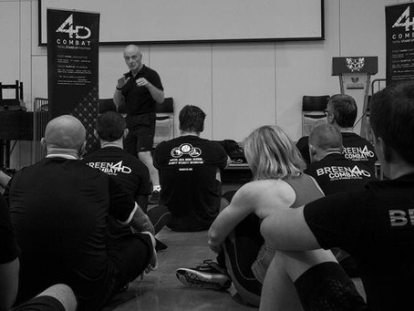 4D Combat affiliate instructor programme to launch this weekend