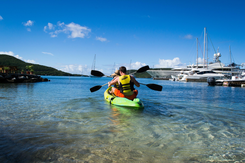 Kayak North Sound