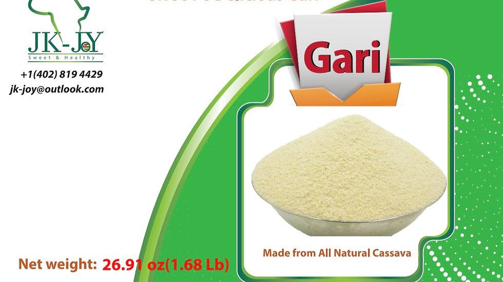 Delicious Gari