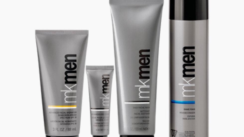 MKMEN Skin Care Regimen