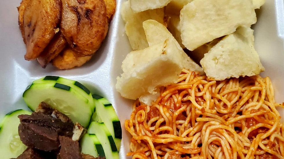 JK-JoY's Koliko/Fried Yams