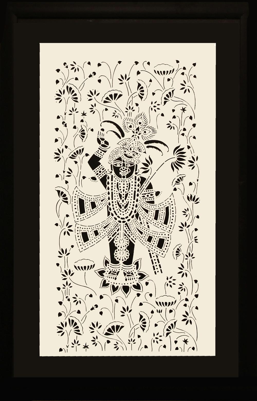 Shree Nathji (Lotus)