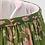 """Thumbnail: 14"""" Green and pink sari shade"""