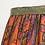 "Thumbnail: 12"" Autumn spice silk sari shade"
