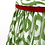 "Thumbnail: 12"" Apple green block print"
