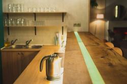 Марная стойка слеб ресторан мебель