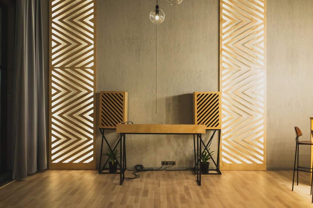 Стеновые панели отделка стен фанера
