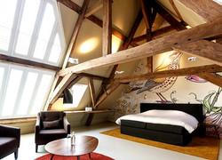 Массивные балки на потолок