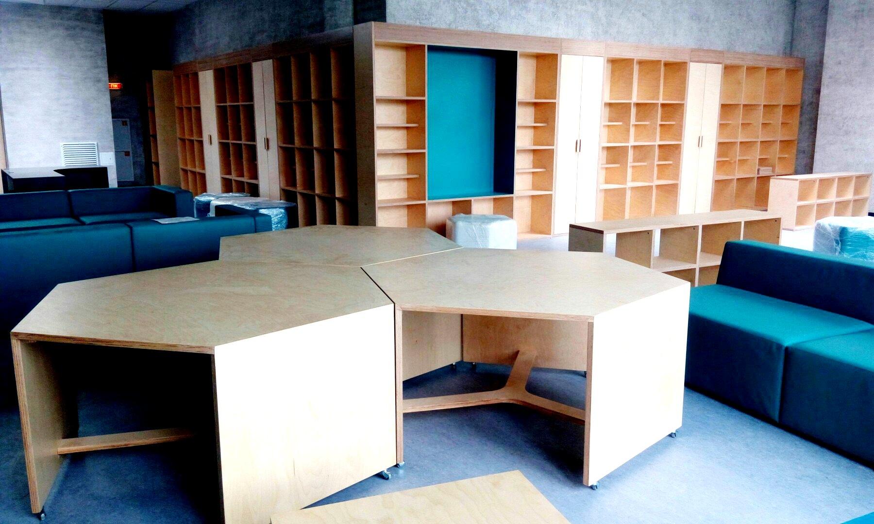 мебель и интерьер из фанеры (1)