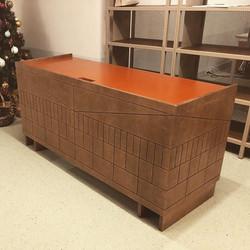 Дизайнерская мебель. Рецепшн в офис