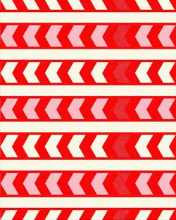 Zag Stripe (Strawberry Shortcake)