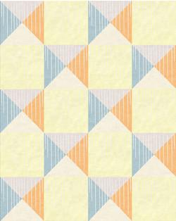 Four Square (Gum Drop)