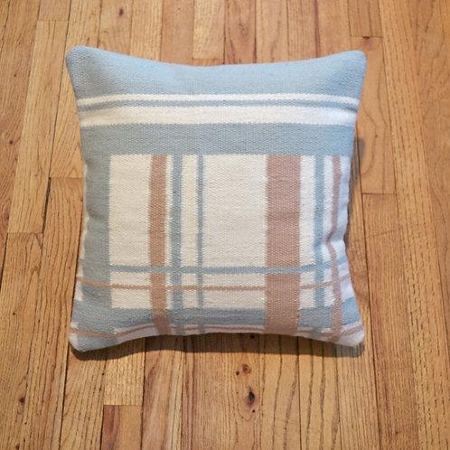 """18""""X18"""" Amagansett Plaid Pillow"""