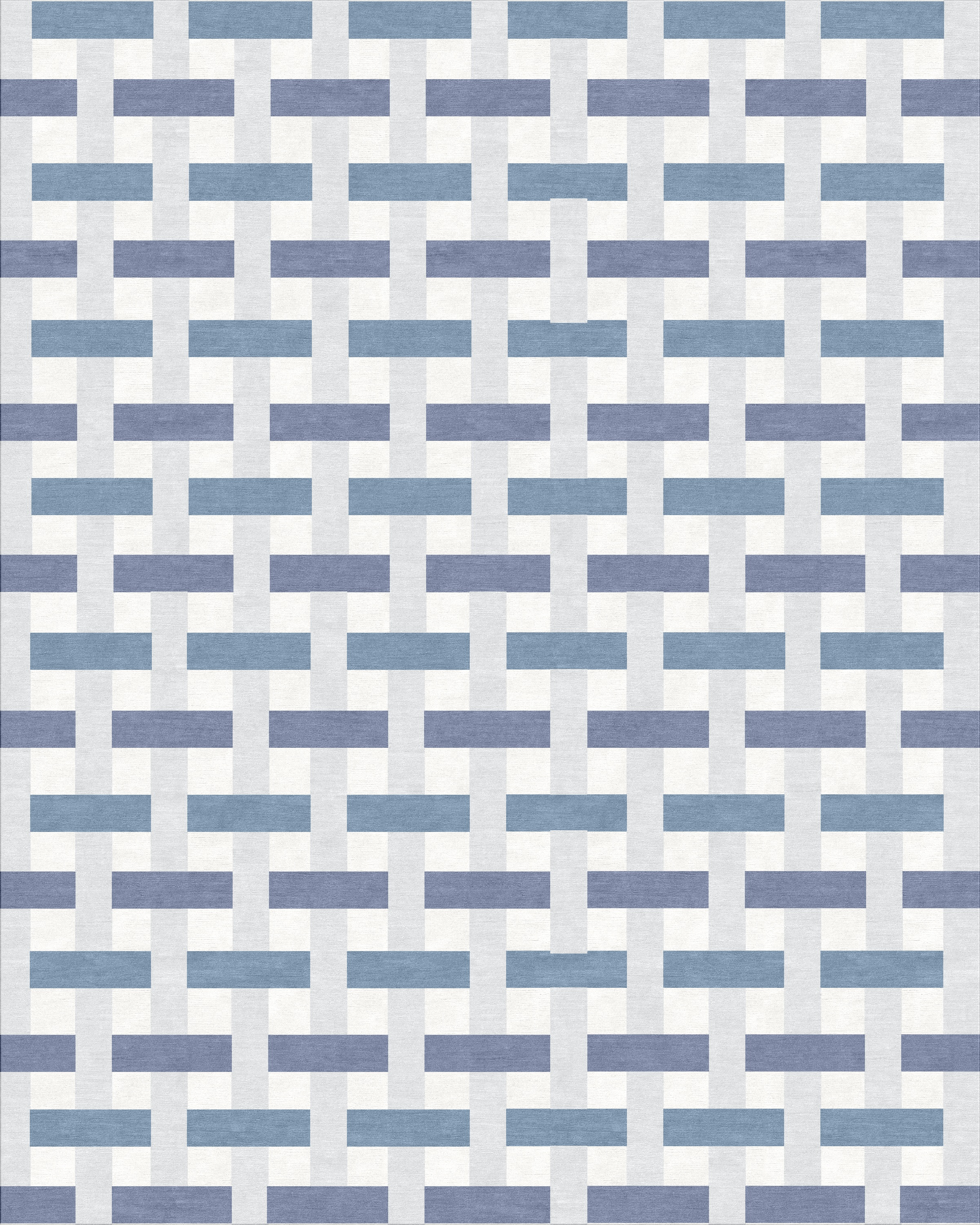 Basket Weave( Partly Cloudy)